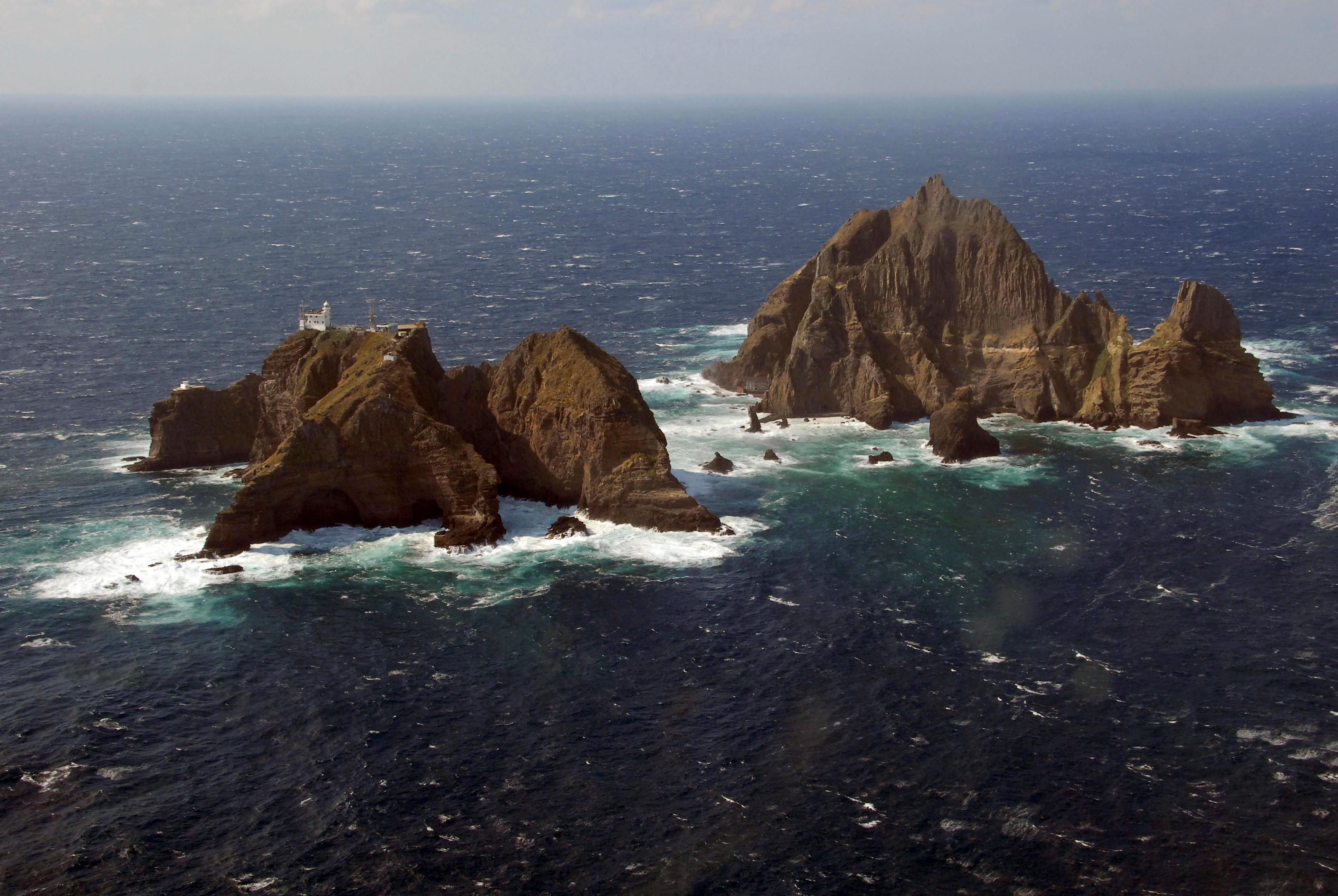 South Korea begins military drills around disputed island amid feud with Japan