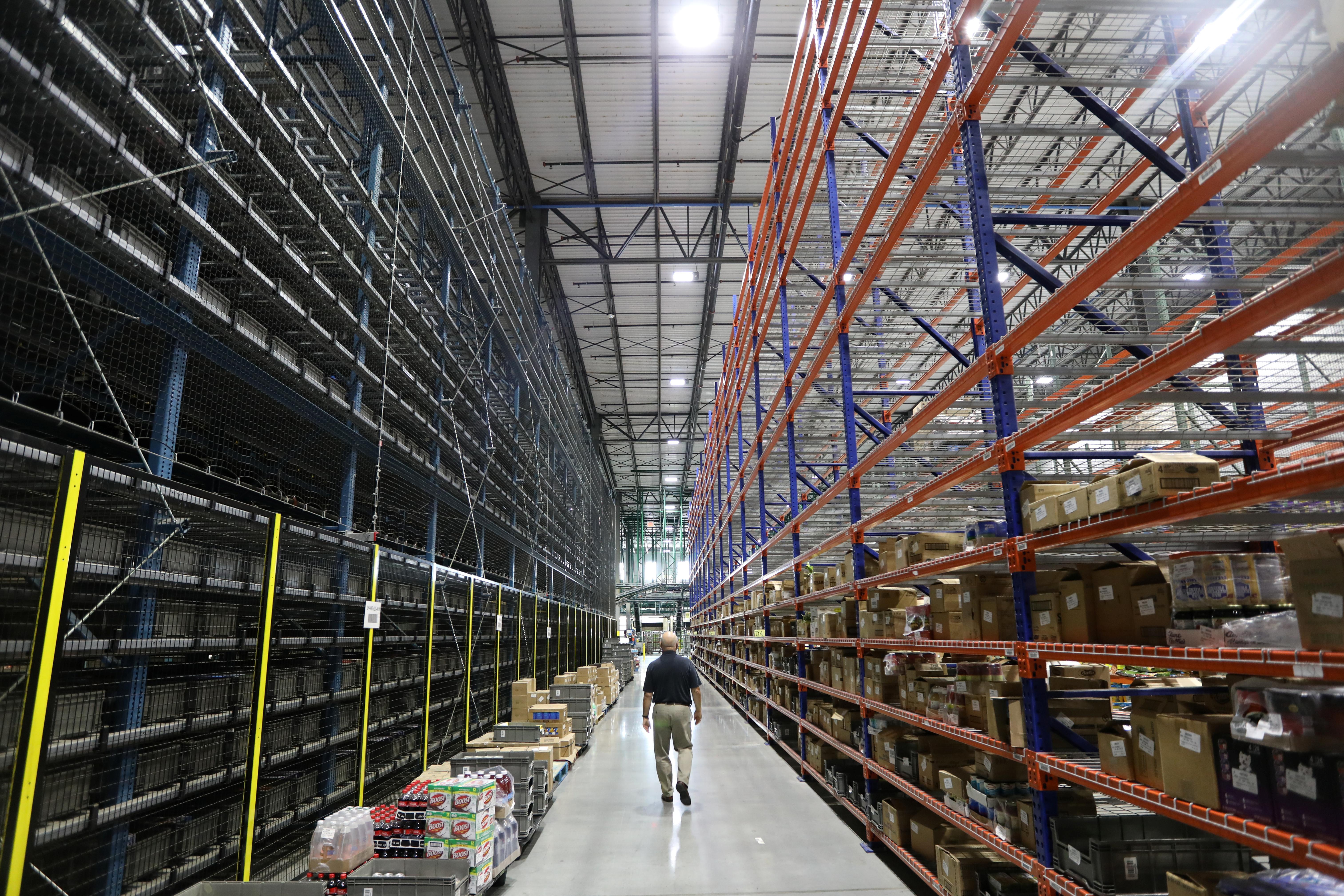 Inventarios de empresas de EEUU suben modestamente en septiembre