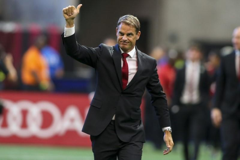 Frank de Boer favourite to be named new Netherlands coach