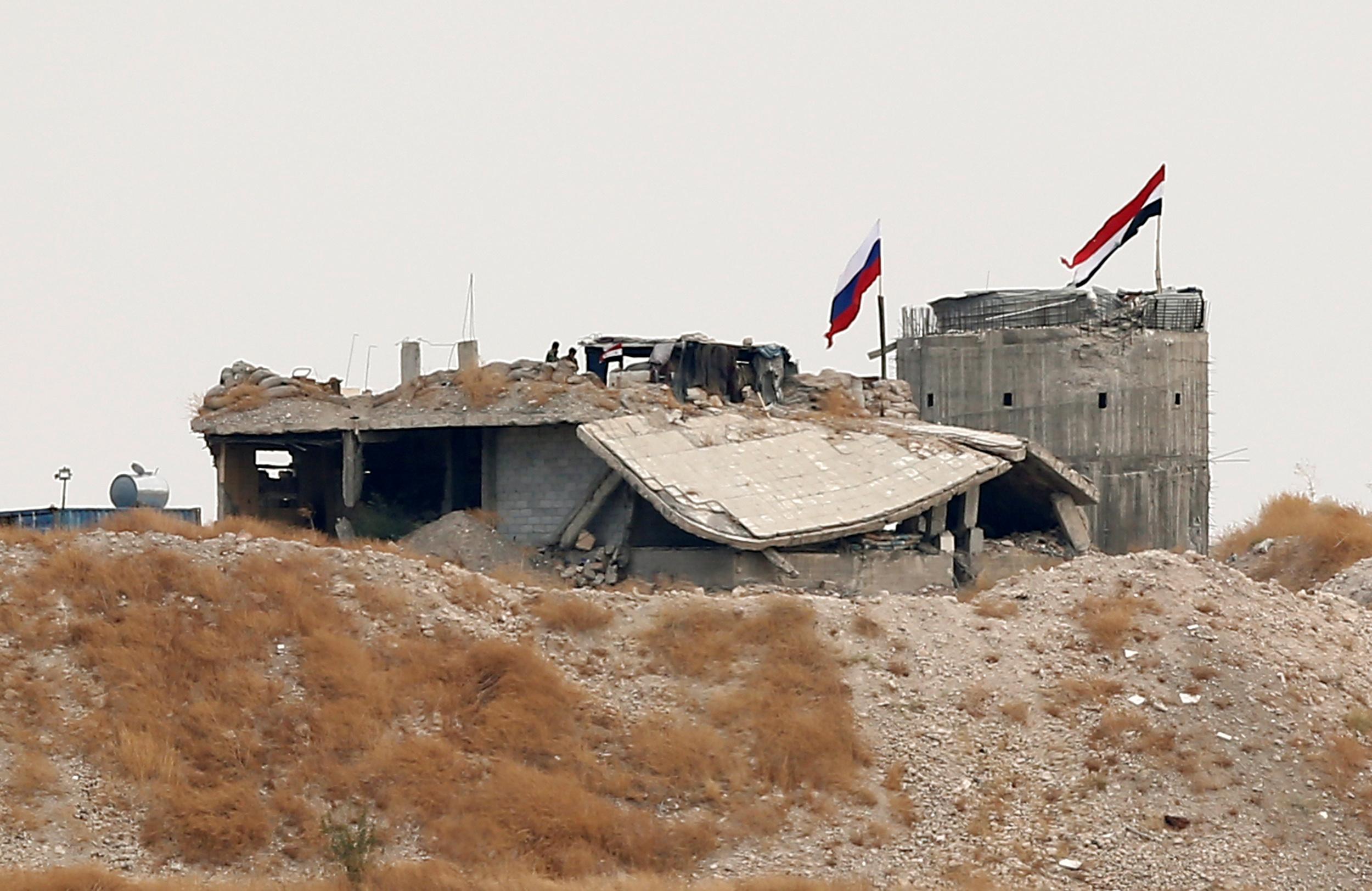 Russland lehnt AKK-Vorschlag für Sicherheitszone in Syrien ab
