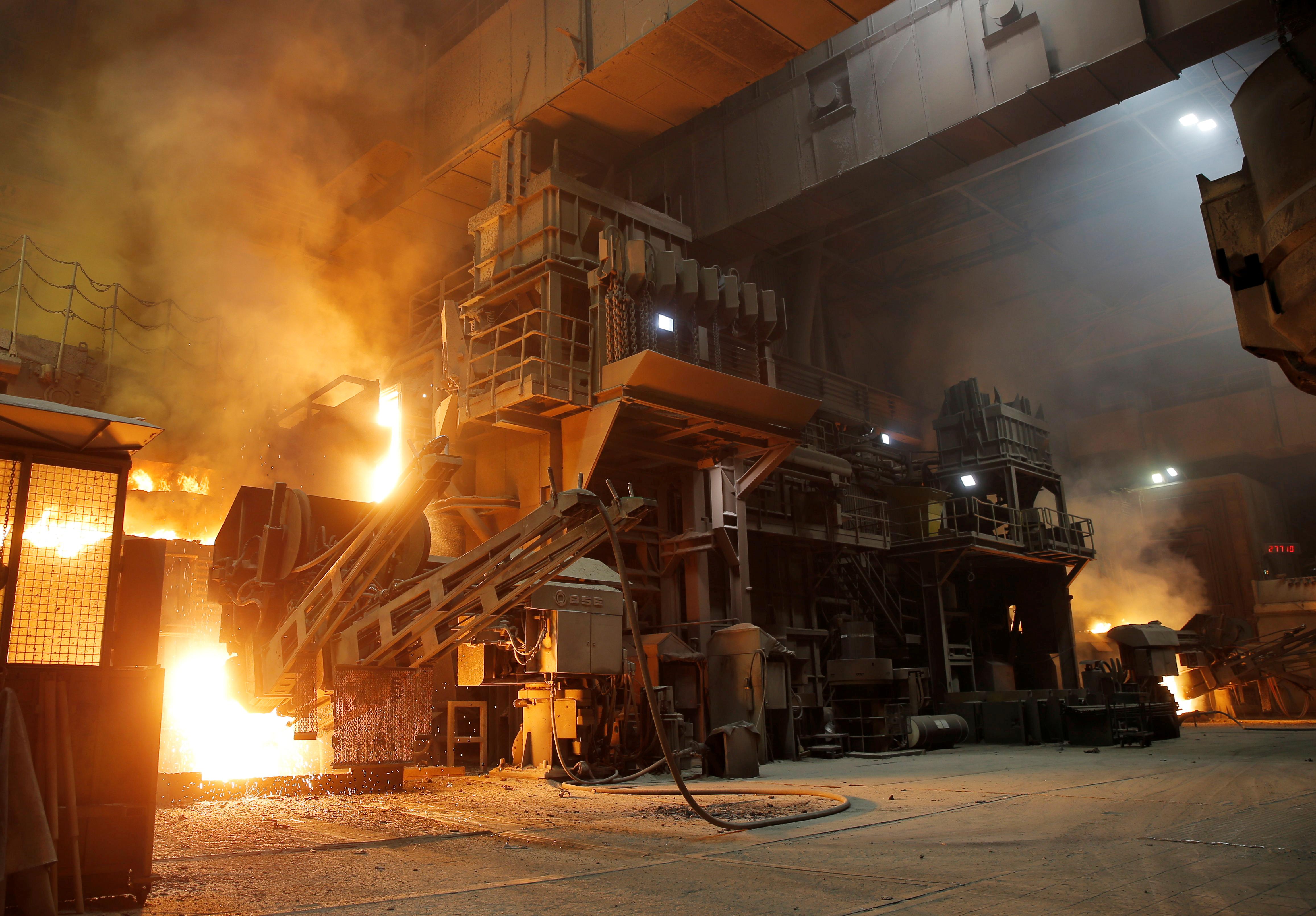 Warnungen trotz größtem Auftragsplus der Industrie seit 2017