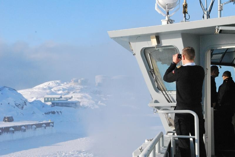 As the Arctic's attractions mount, Greenland is a security black hole