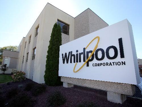 Whirlpool profit beats on price hikes, shares jump