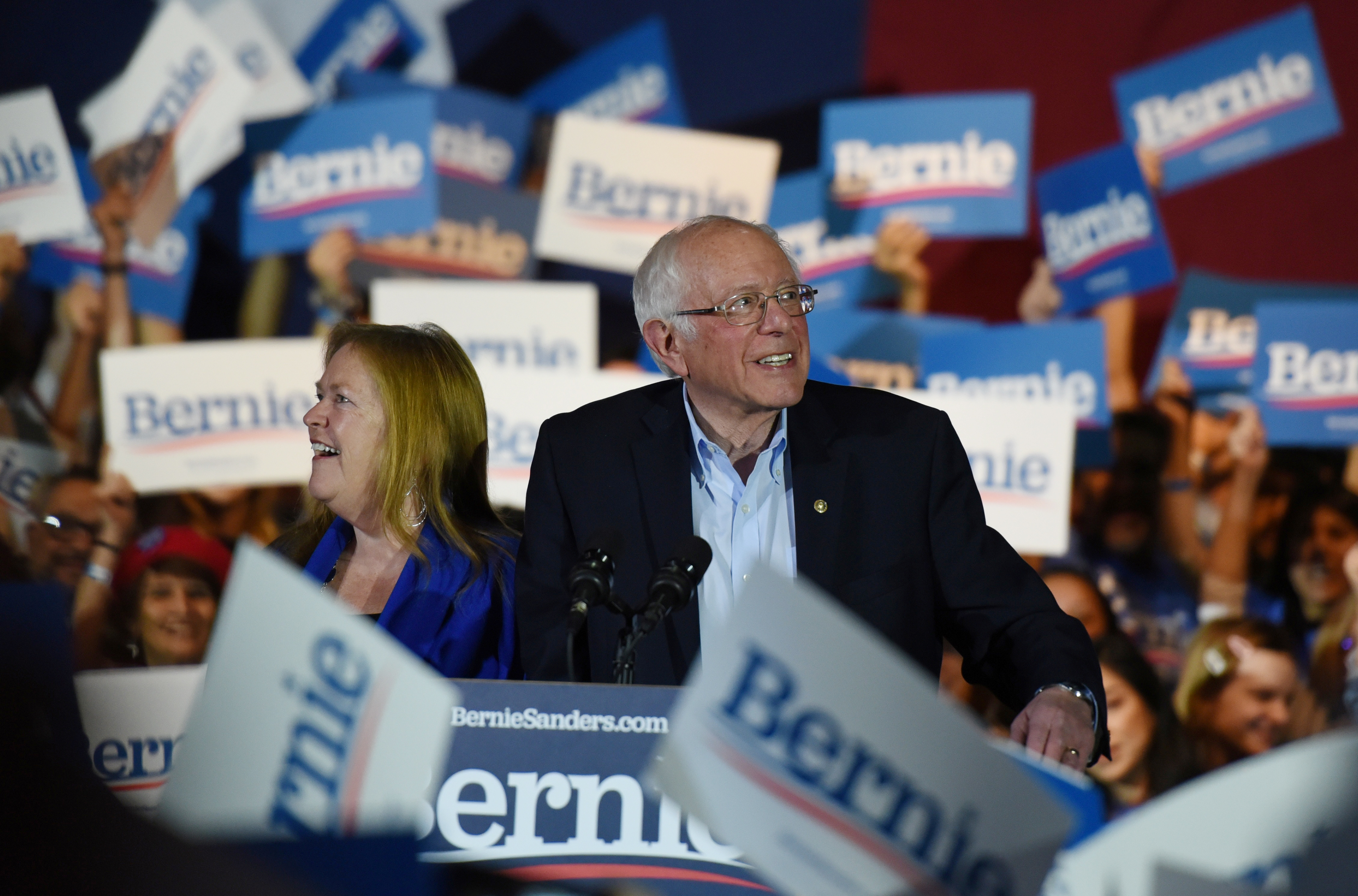 Despite attacks, Sanders' Medicare for All boosts early-state triumphs