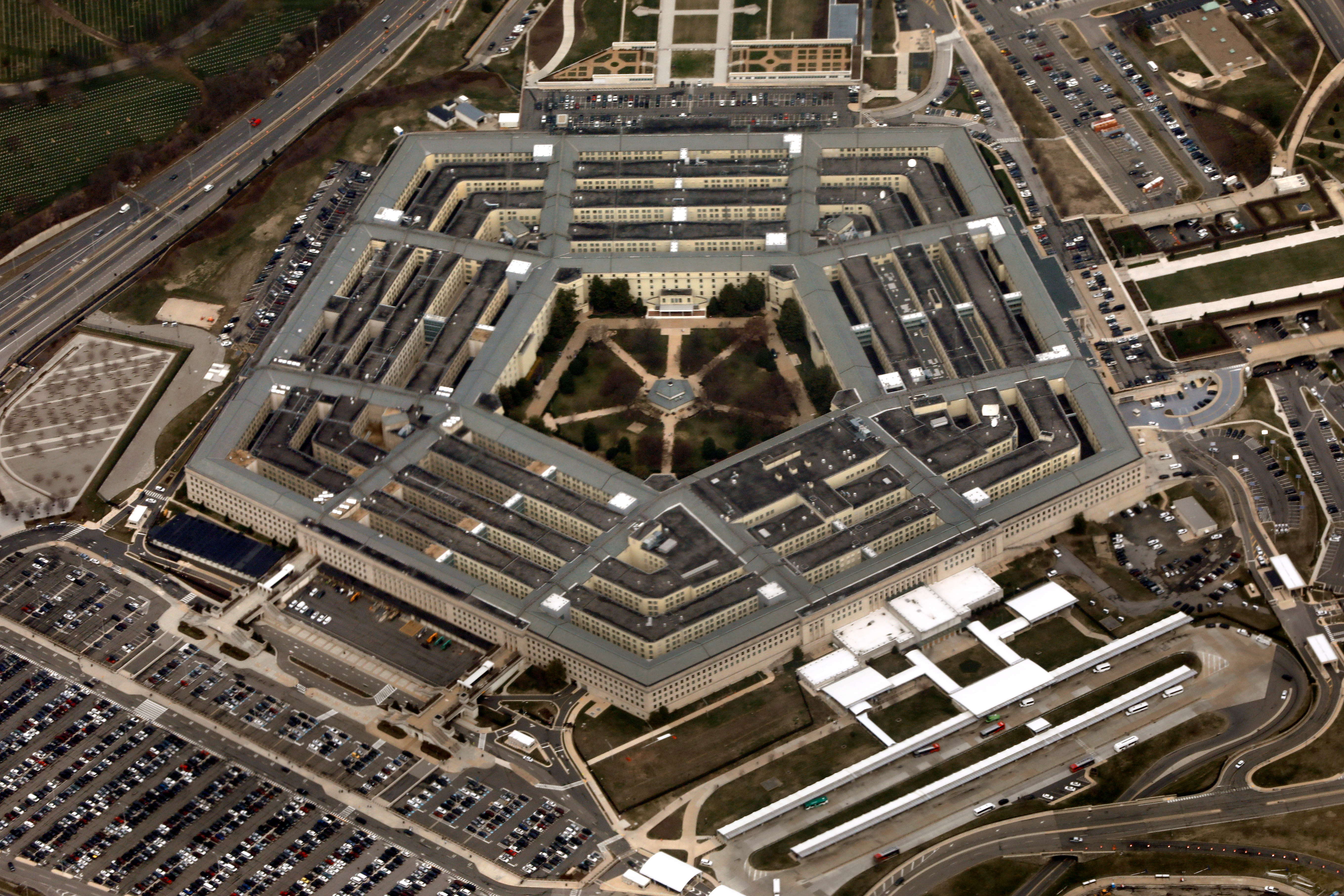 Pentagon fails its first ever audit, official says