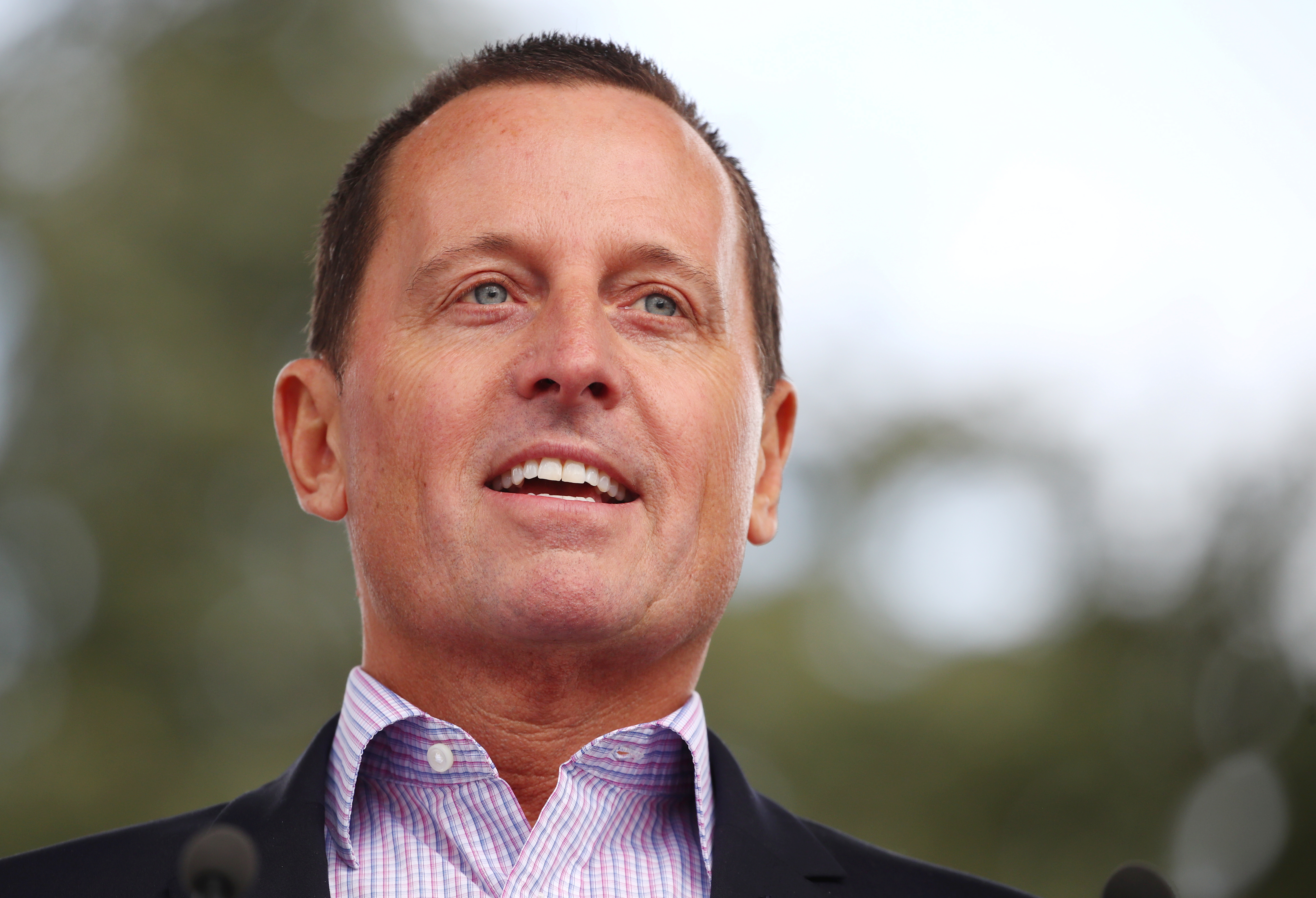 Trump's acting intelligence chief Grenell says won't be tapped for permanent post