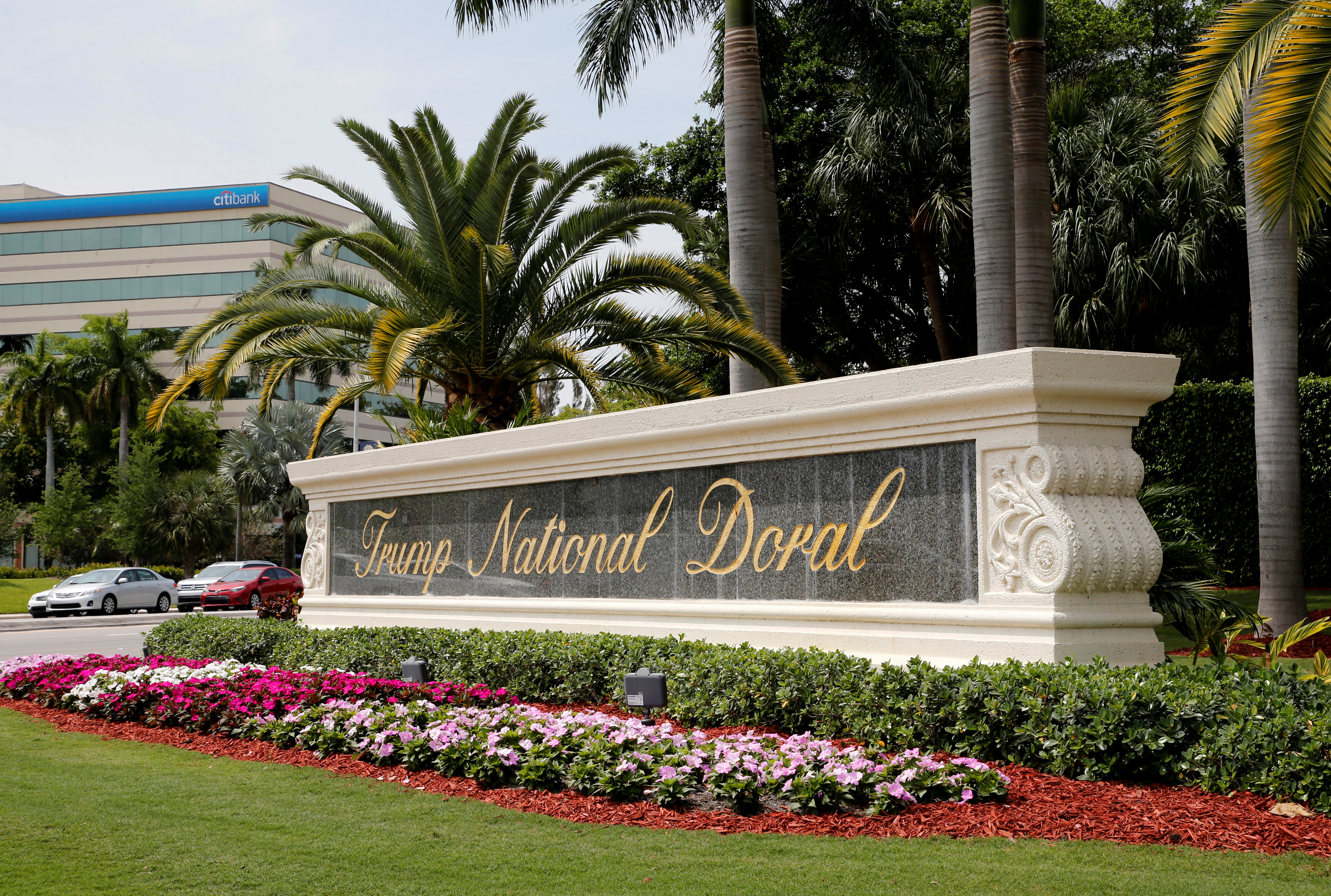 Trump to host G7 summit at his Florida golf resort, sparking criticism