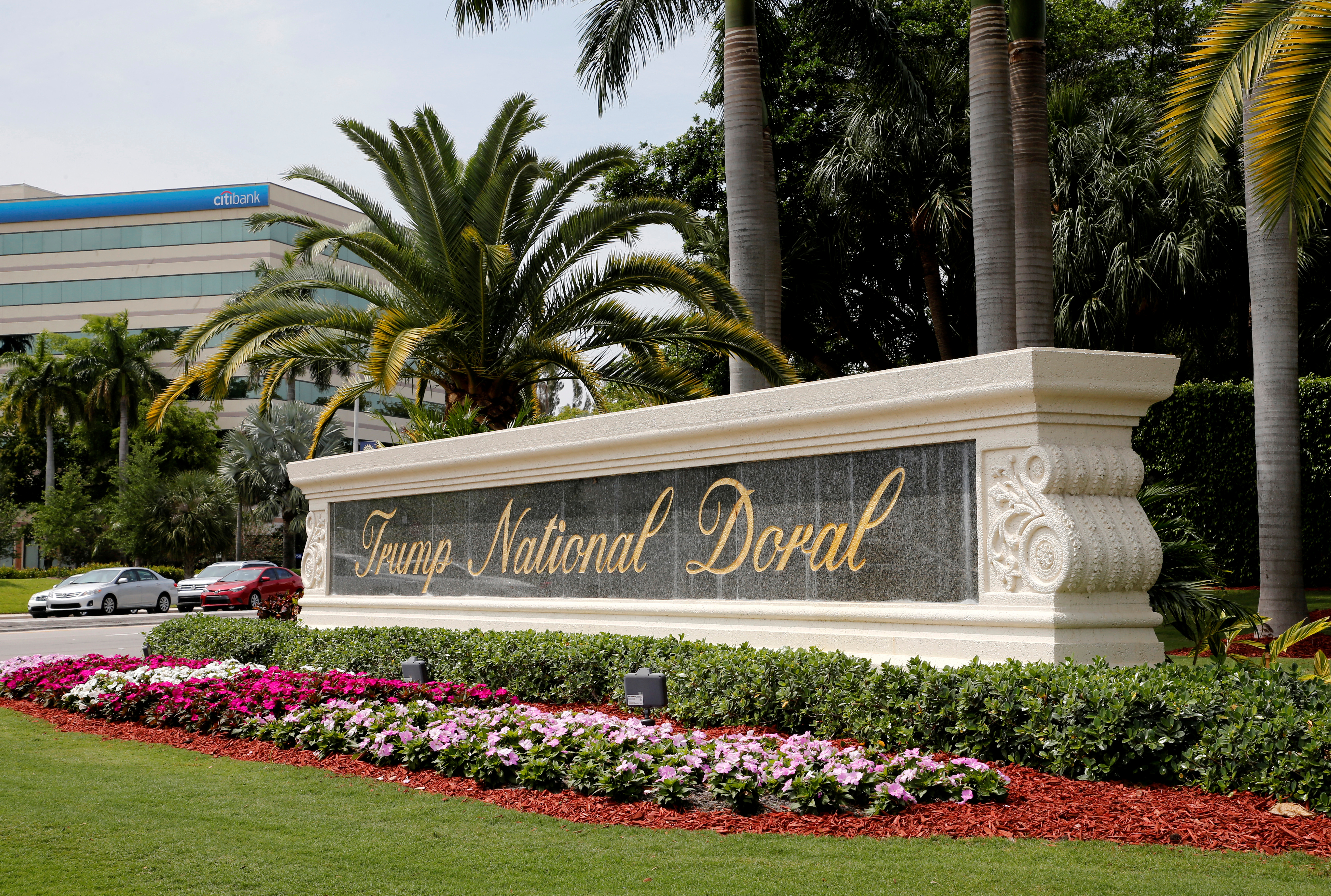Democrats to investigate Trump proposal to host G7 at resort he owns