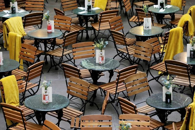 Swathe of UK hospitality firms see risk of insolvency: ONS