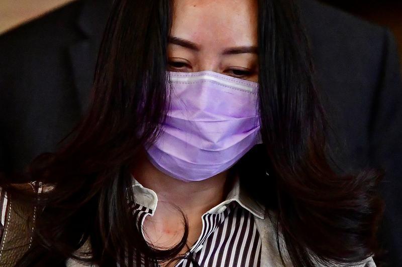 Canada court to hear witness testimony in Huawei CFO's U.S. extradition case