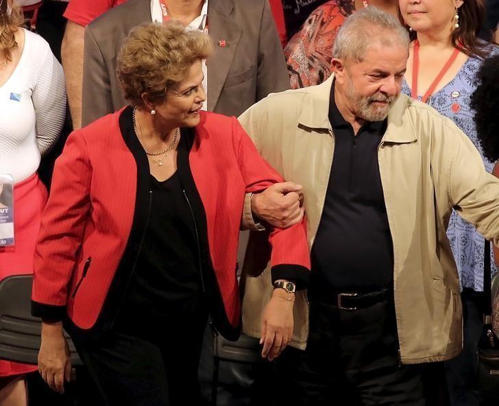 Lula e Dilma tiveram benefício político de esquema de corrupção, diz MPF