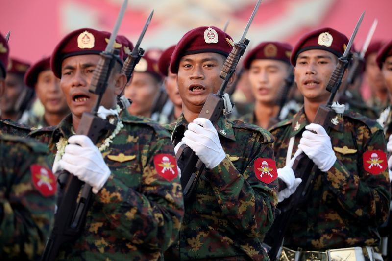 Rohingiya Genocide - Titel