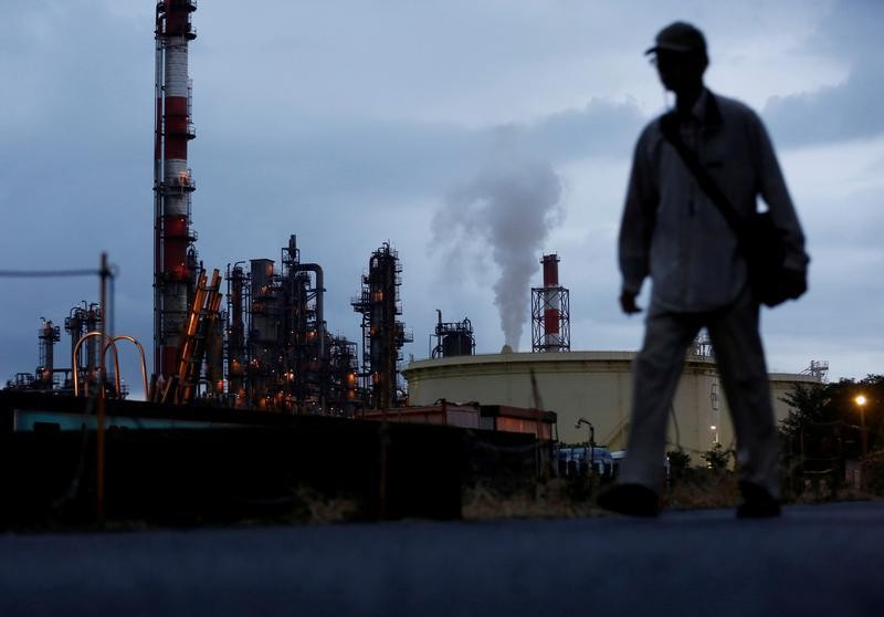 Japan factory activity struggles to recover as output falls - PMI