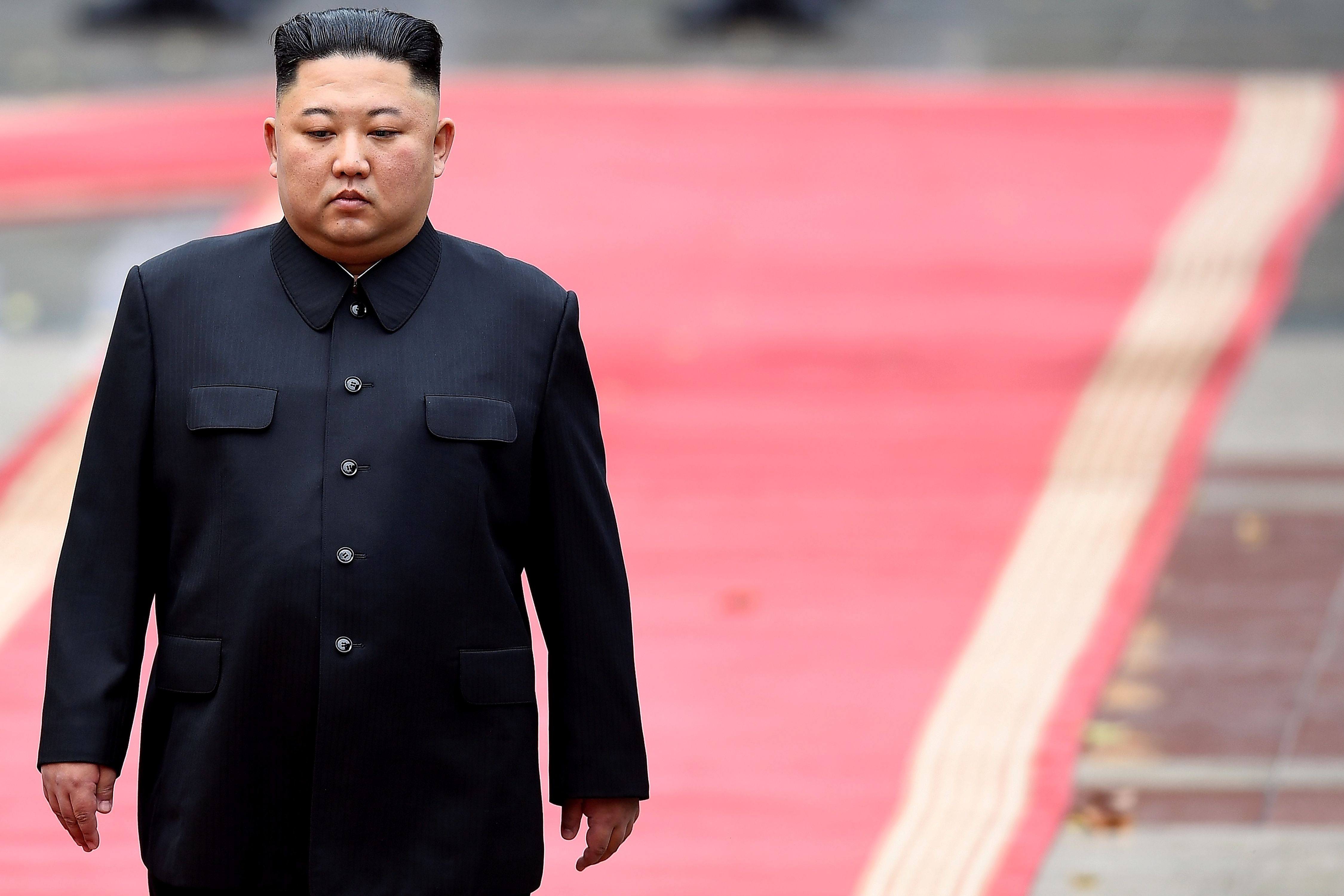 Refile: New North Korea constitution calls Kim head of state, seen as step to U.S. peace treaty