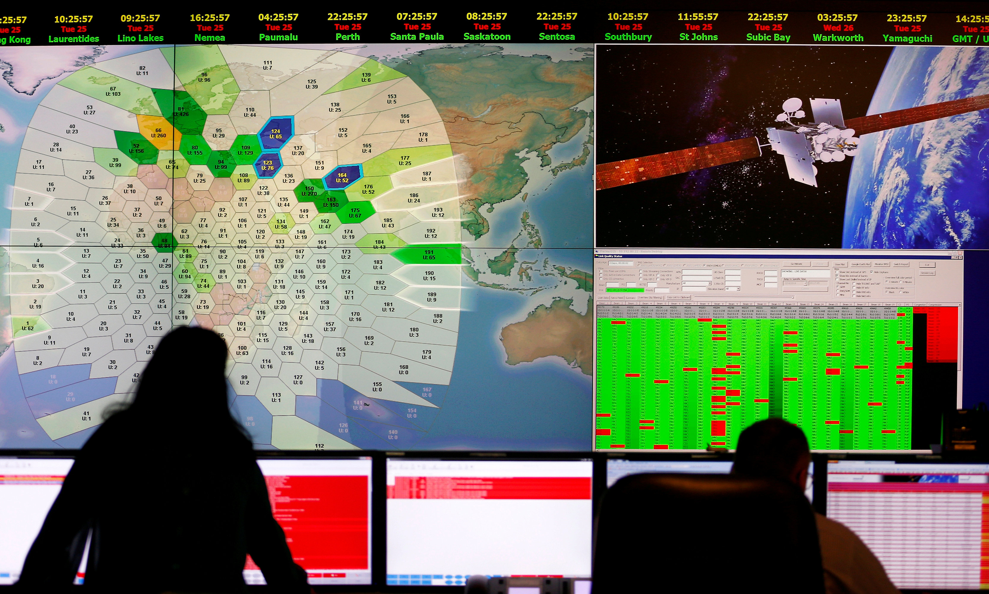 Rocket science: will Inmarsat's wi-fi in the sky pay off?