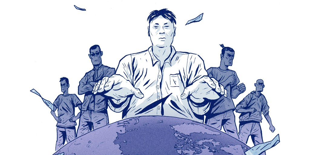The hunt for Asia's El Chapo