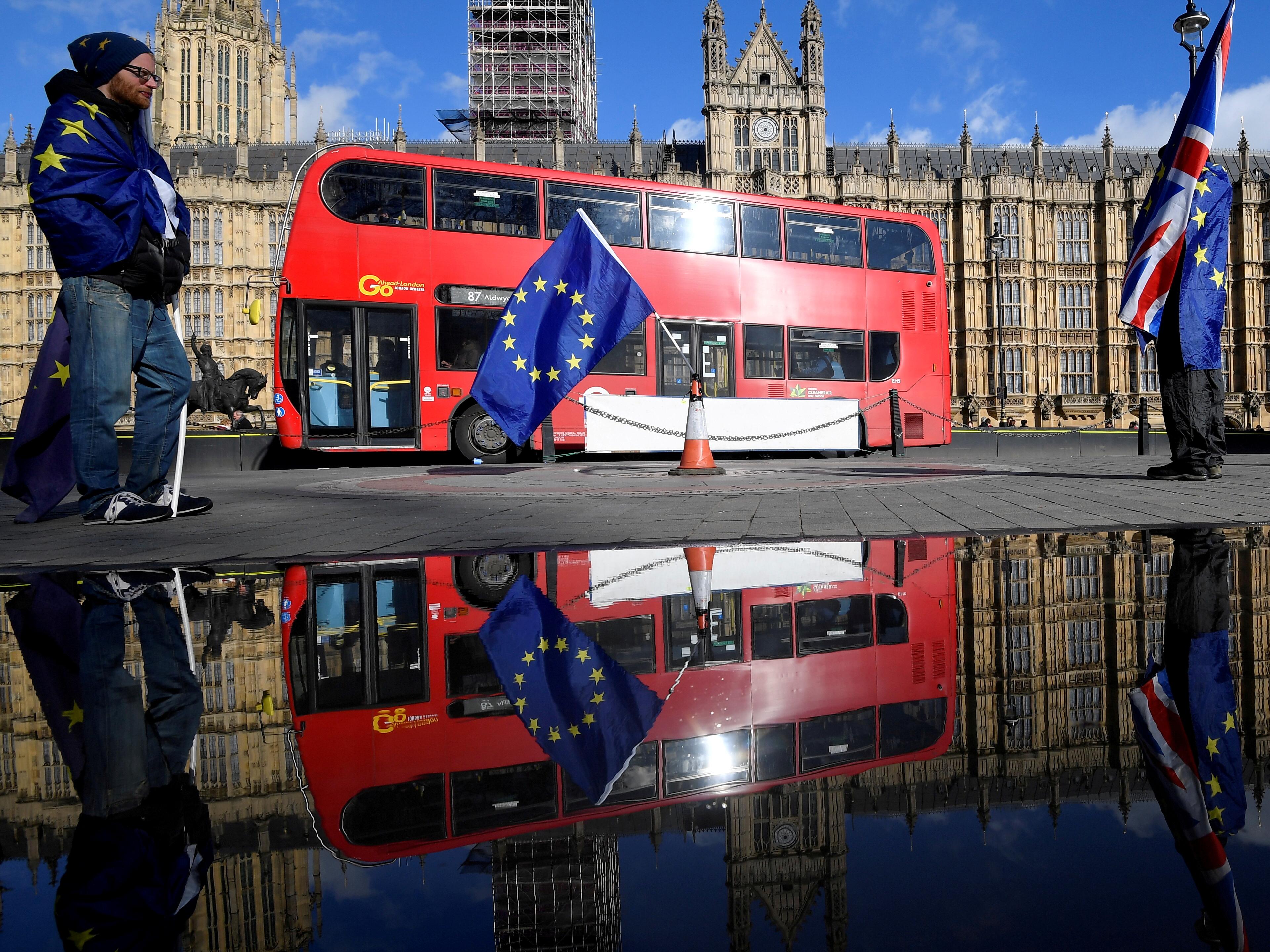 Timeline: Key dates in Britain's Brexit crisis