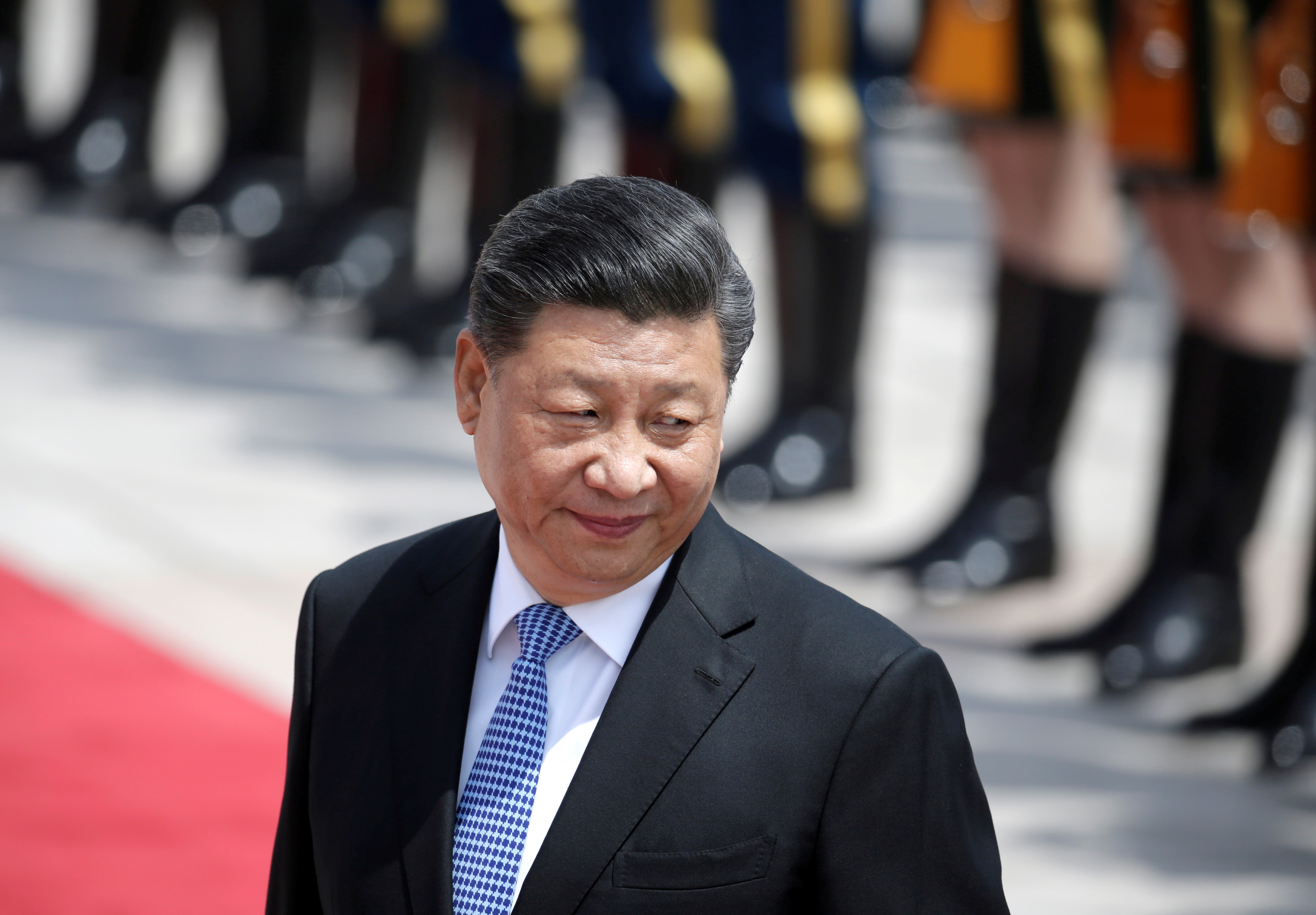 China's Xi announces stepping up of technological innovation