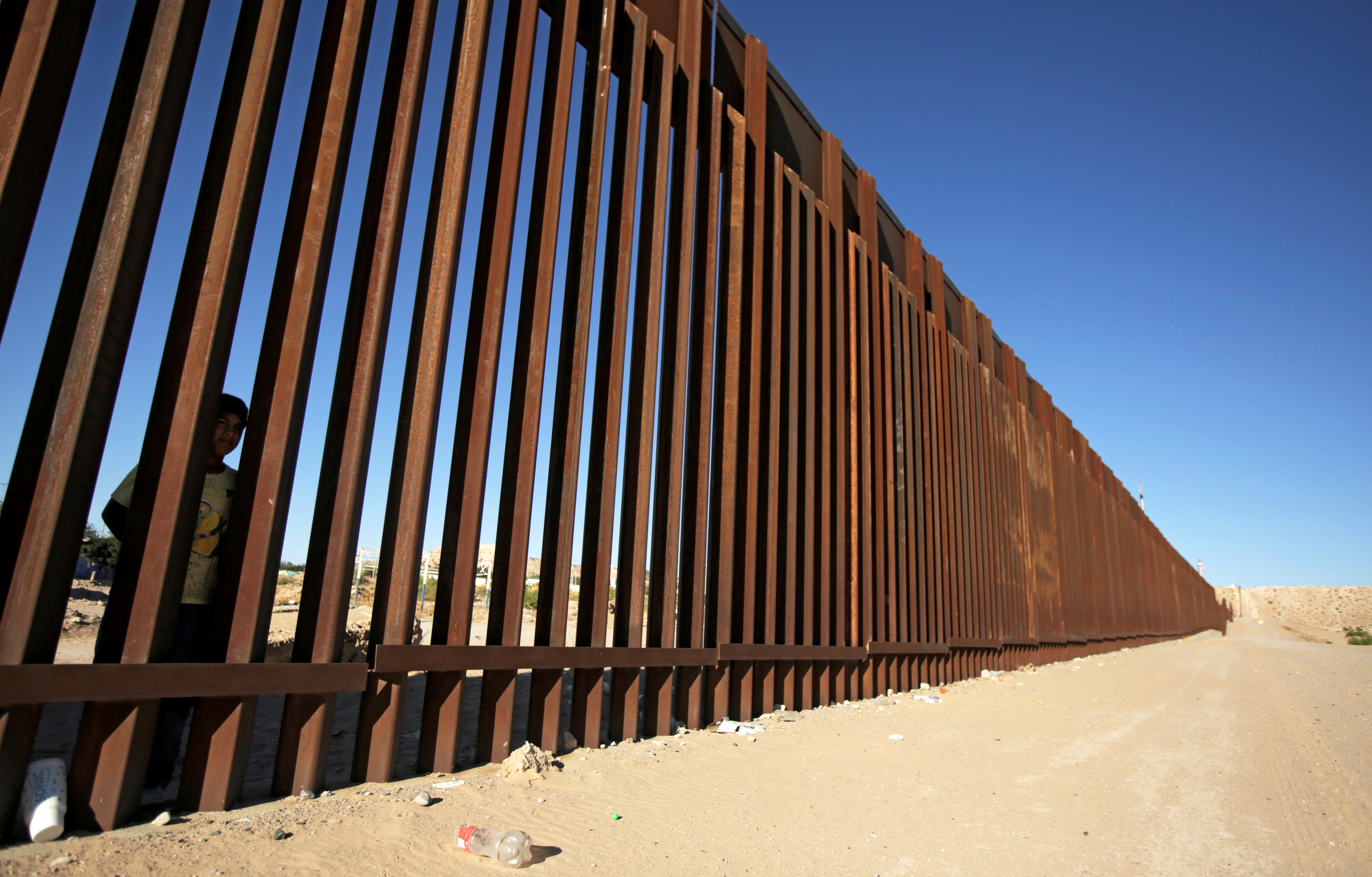 U.S. judge rejects Trump administration move to start wall construction