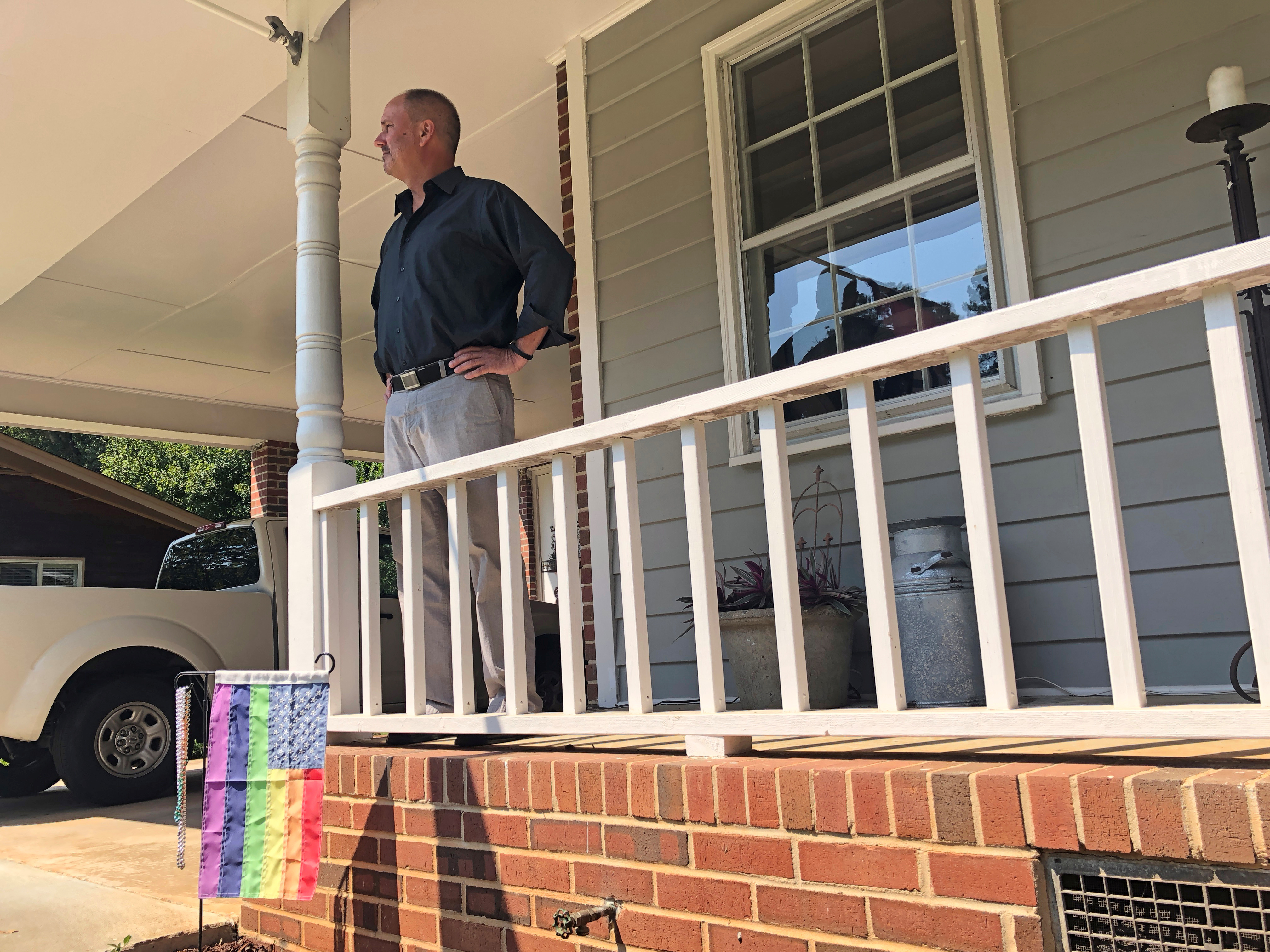 Georgia man fights for gay rights in U.S. Supreme Court 'Hotlanta' case