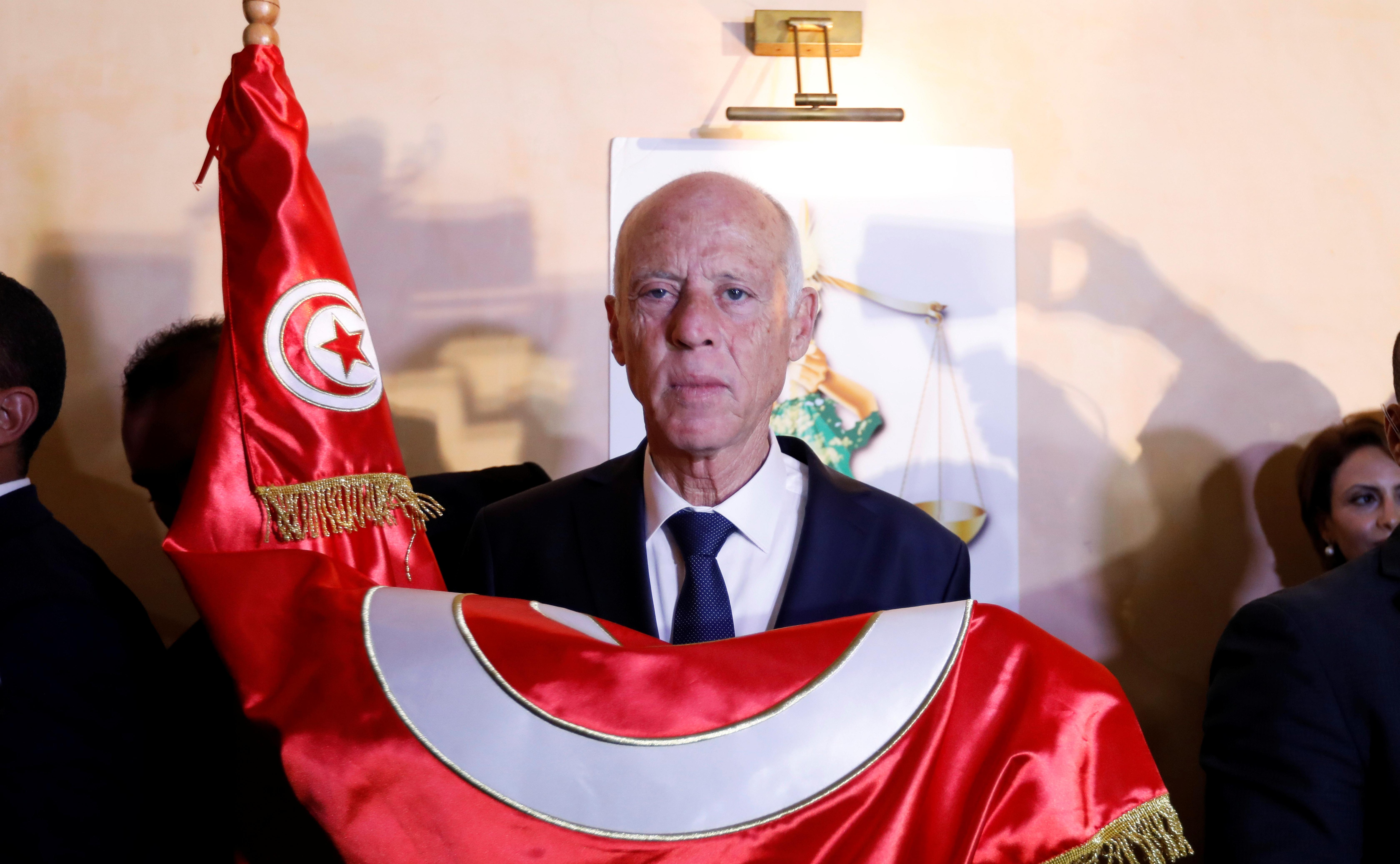 Timeline: Tunisia's bumpy path to democracy