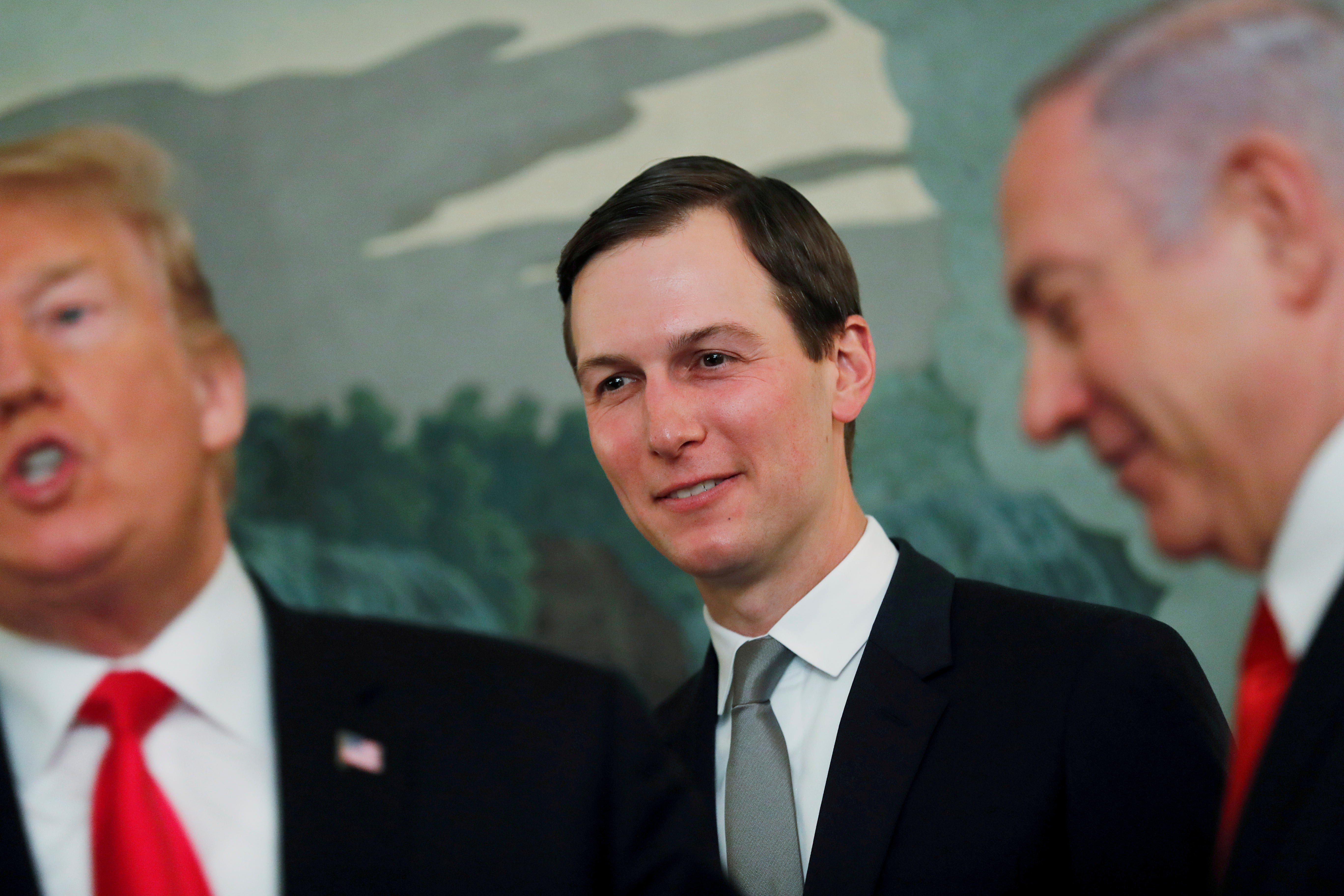Kushner says Israeli-Palestinian deal will not adhere to Arab Peace Initiative