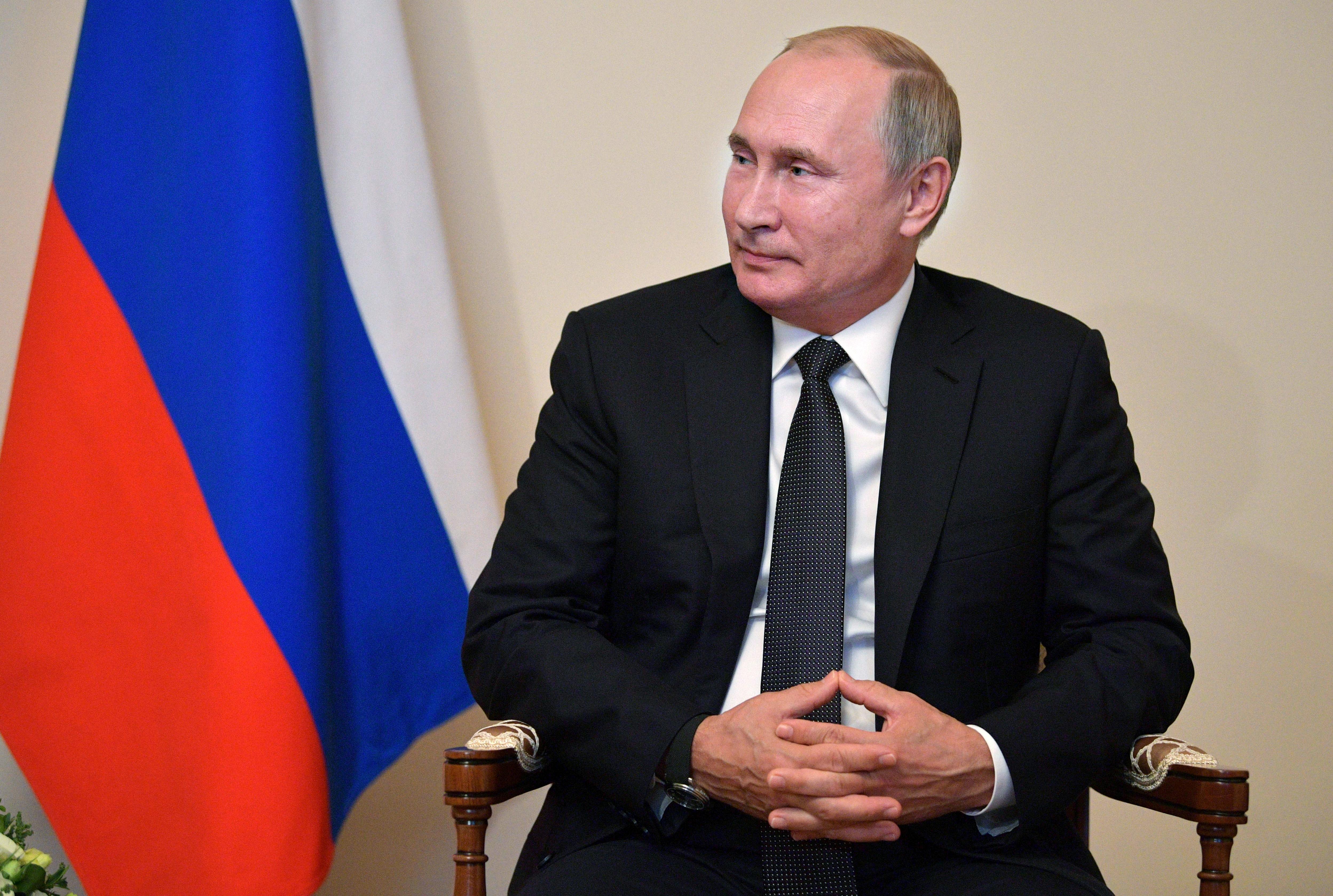 Russia's Putin criticises Greta Thunberg's UN speech