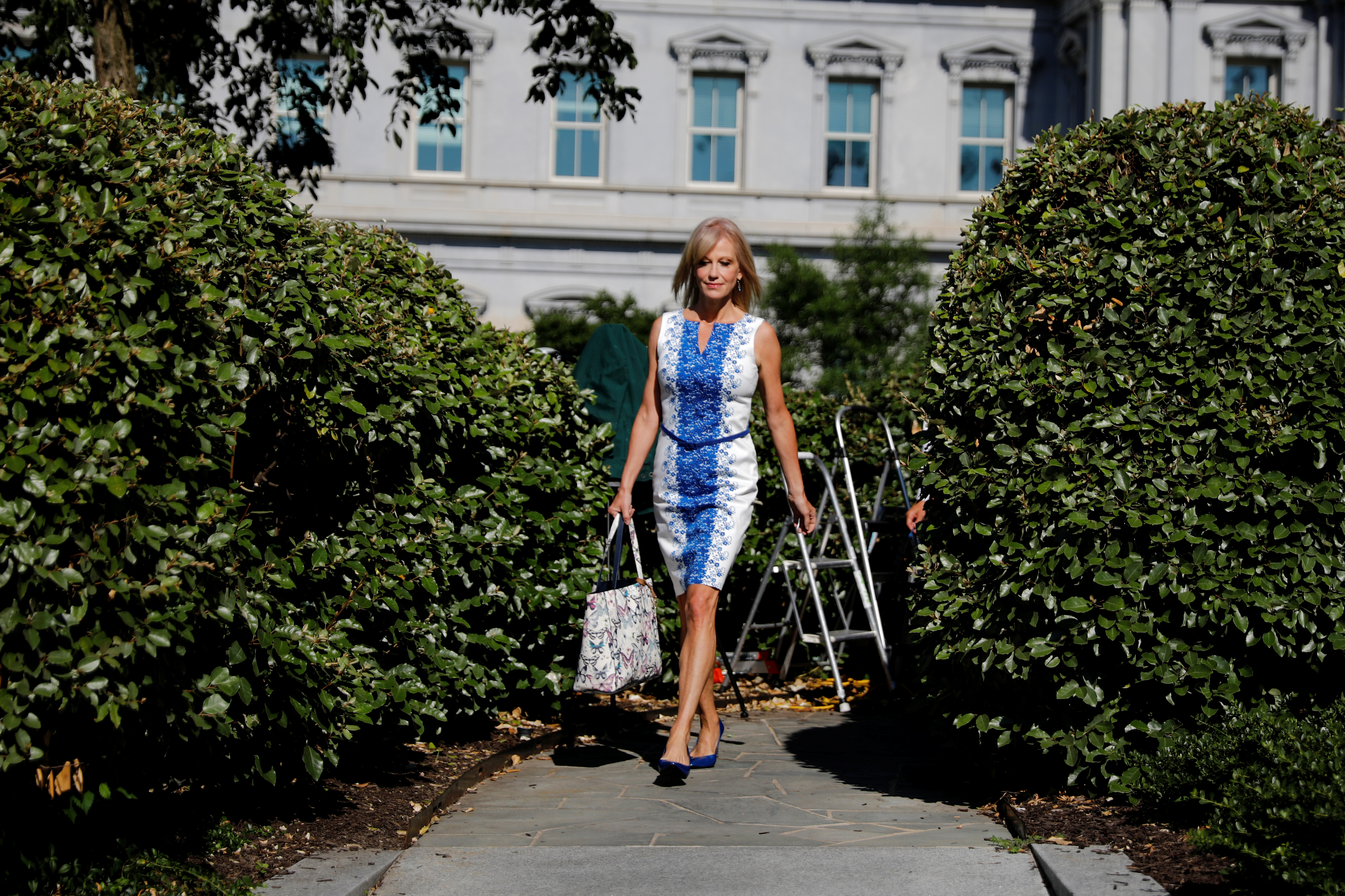 Trump aide Conway will not testify before Congress - White House