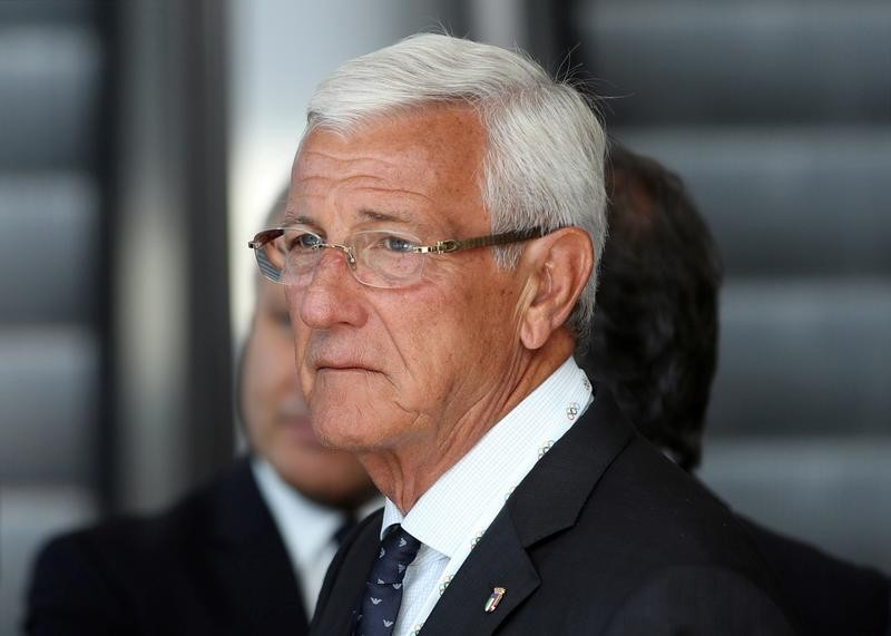 Former coach Lippi defends China's growing naturalisation policy