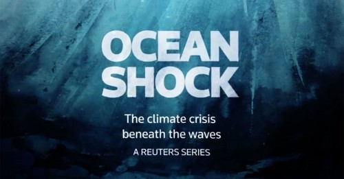 Ocean Shock: The climate crisis beneath the waves.