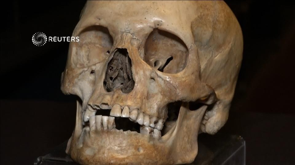 DNA reveals diversity amid the crew of 16th century battleship | Reuters Video