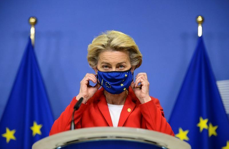EU wants a constructive relationship with Turkey: von der Leyen