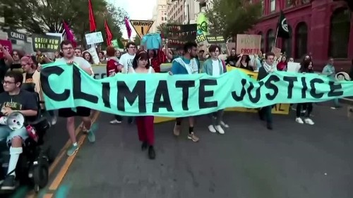 U.S. appeals court throws out youth climate lawsuit | Reuters Video