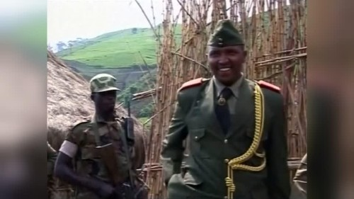 Congo's 'Terminator' jailed for war crimes | Reuters Video