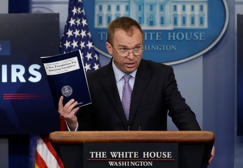 Trump seeks to slash $3.6 trillion of spending in austere budget