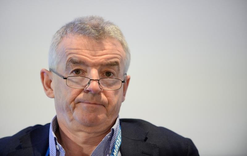 UK COVID-19 policy threatens hundreds of thousands of jobs: Ryanair's O'Leary