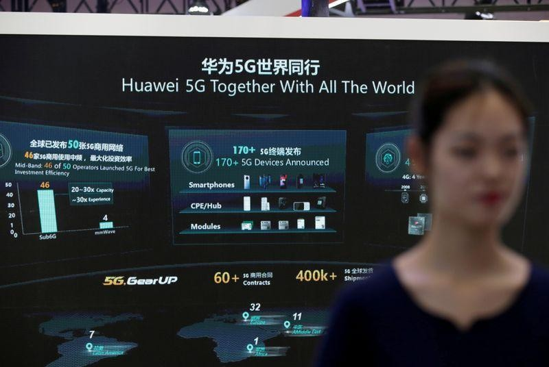 Factbox: Huawei's involvement in telecoms networks around the world