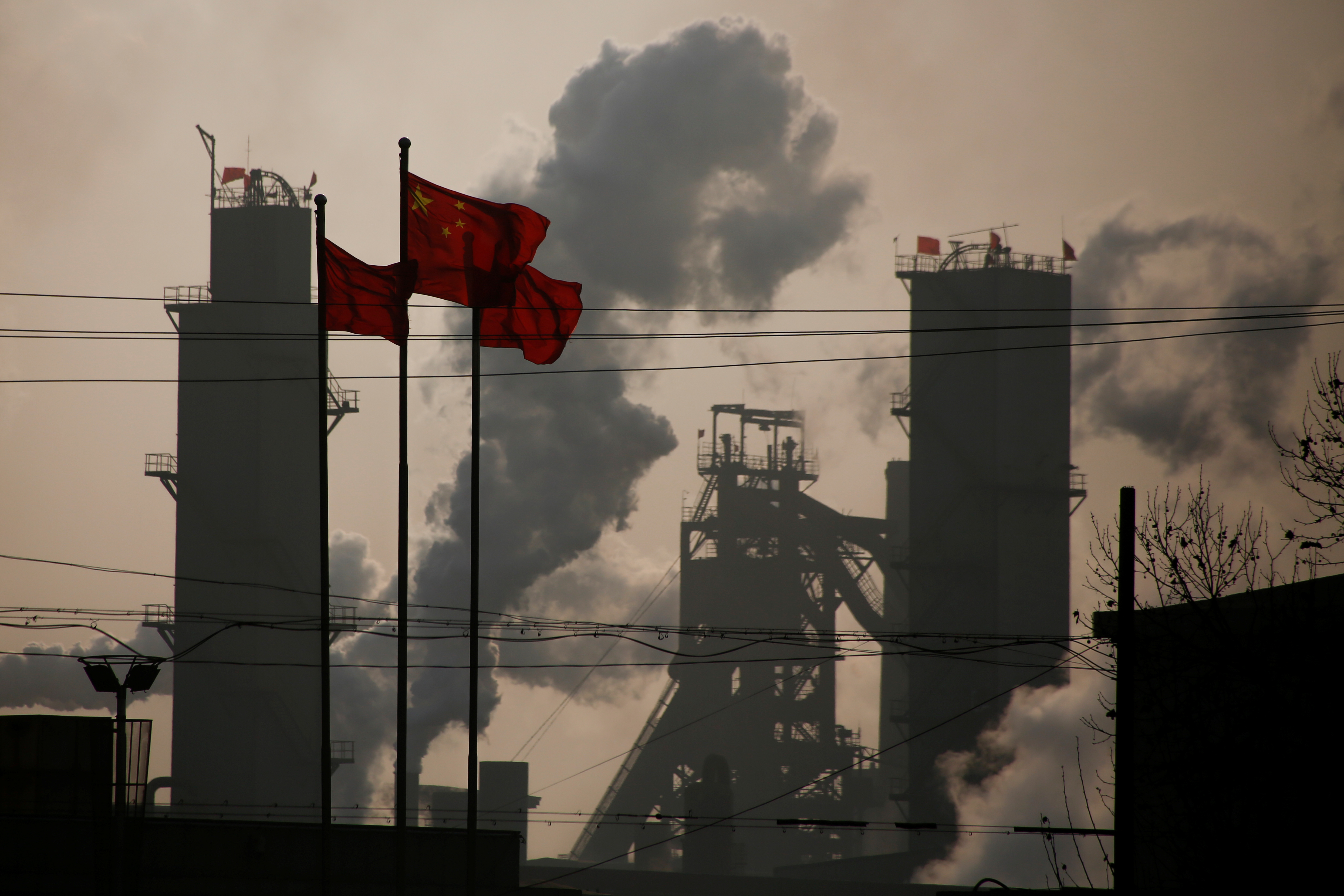 China's Hebei province to ban expansions of 11 heavy industries: Xinhua