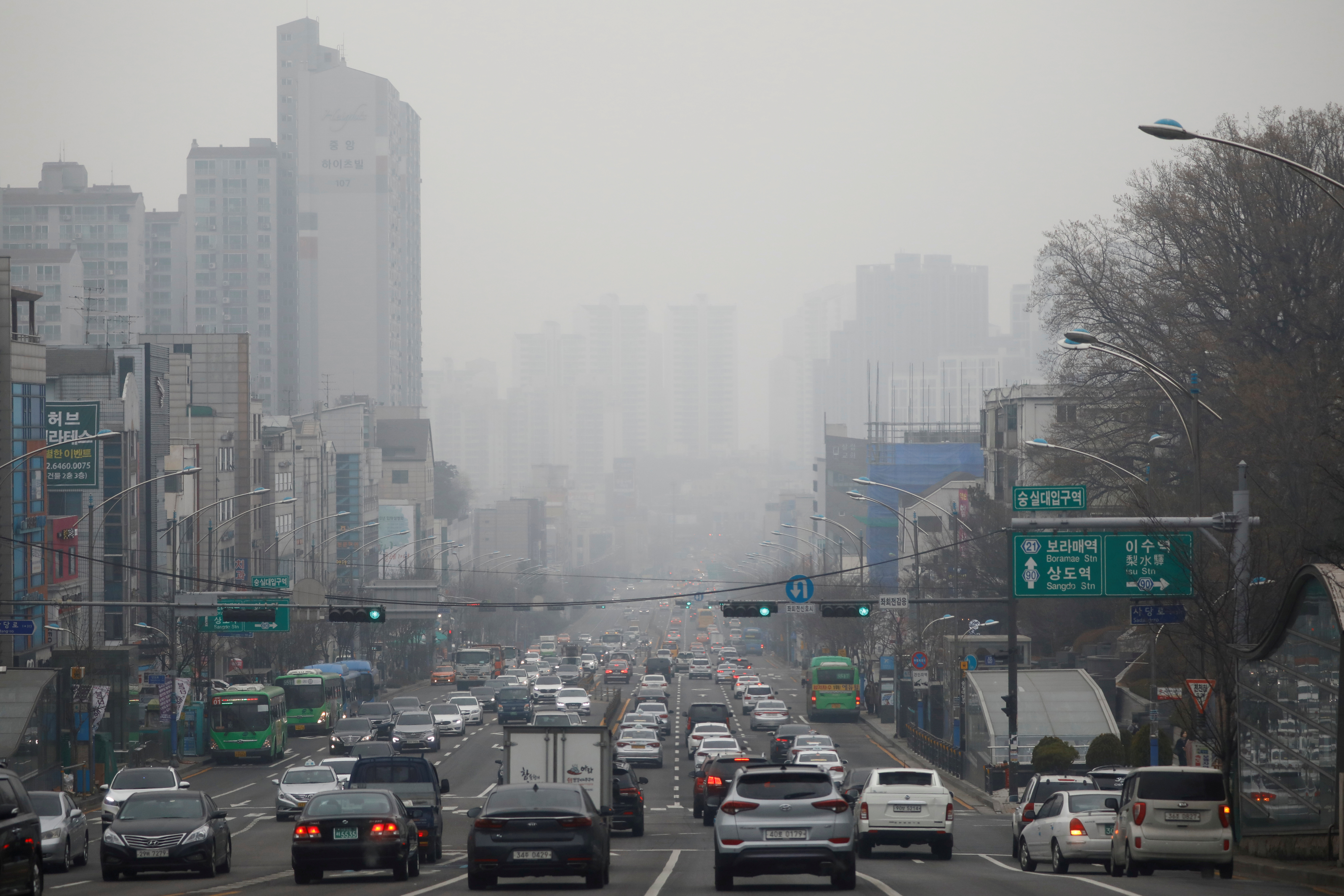 South Korea fires up on renewables, to close more coal plants