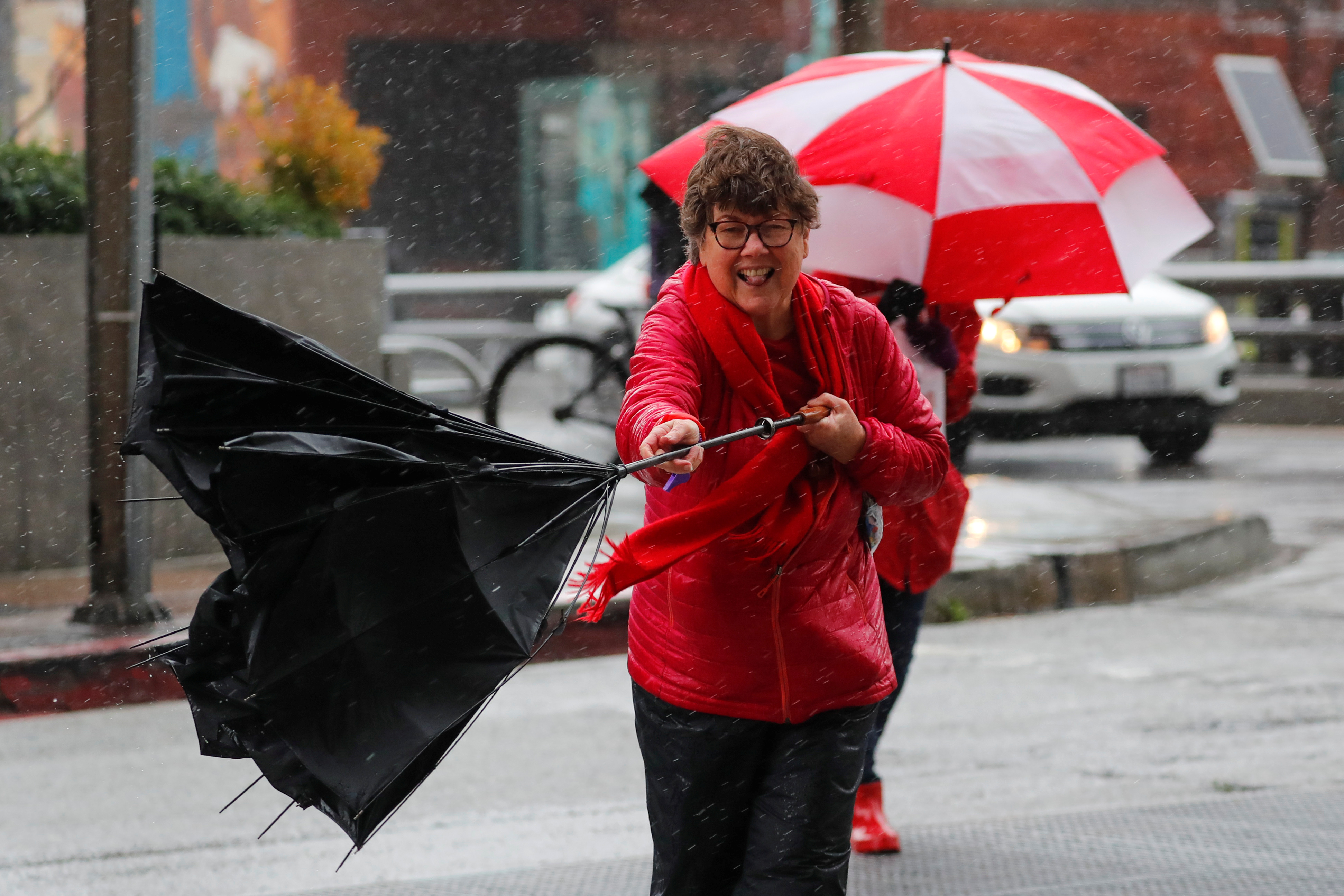 California storms to dump up to 7 feet of snow, force evacuations