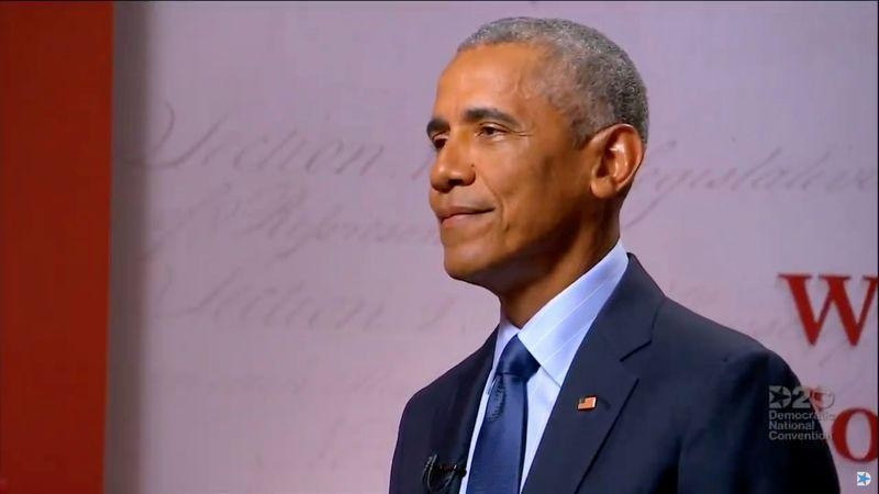 After keeping low profile on campaign trail, Obama makes debut for Biden