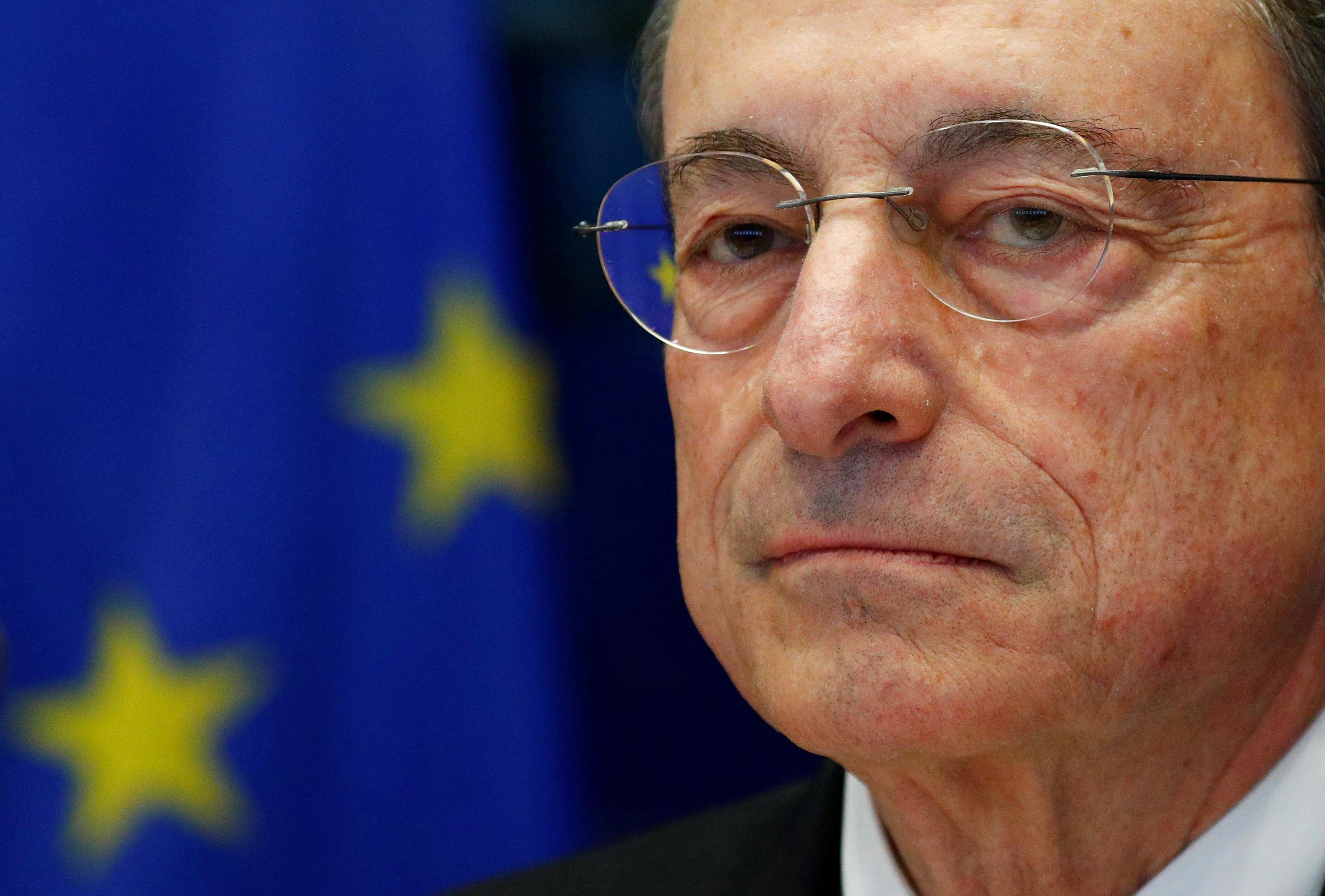 """EZB-Mitarbeiter unzufrieden mit Draghis Führungsstil - """"Gibt ein Küchenkabinett"""""""