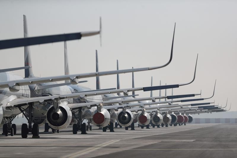 IATA reduces air traffic outlook as crisis drags on