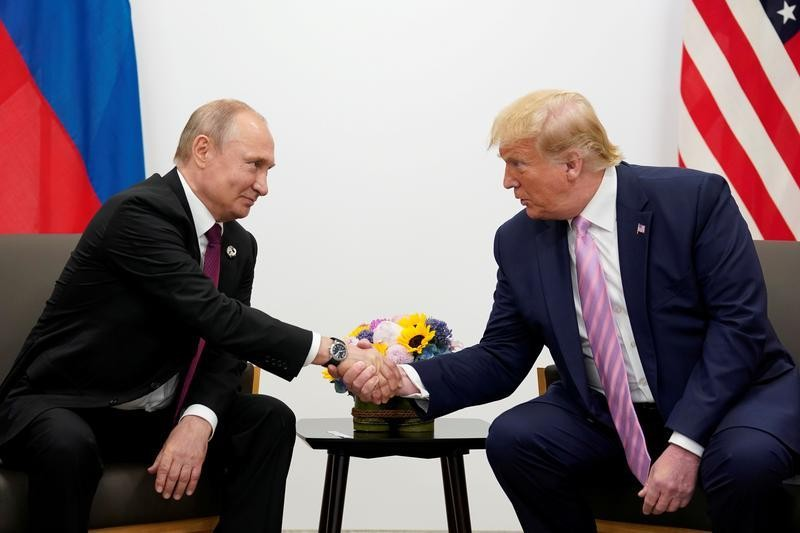 Trump, Putin discussed Russia attack, arms control, relations: White House