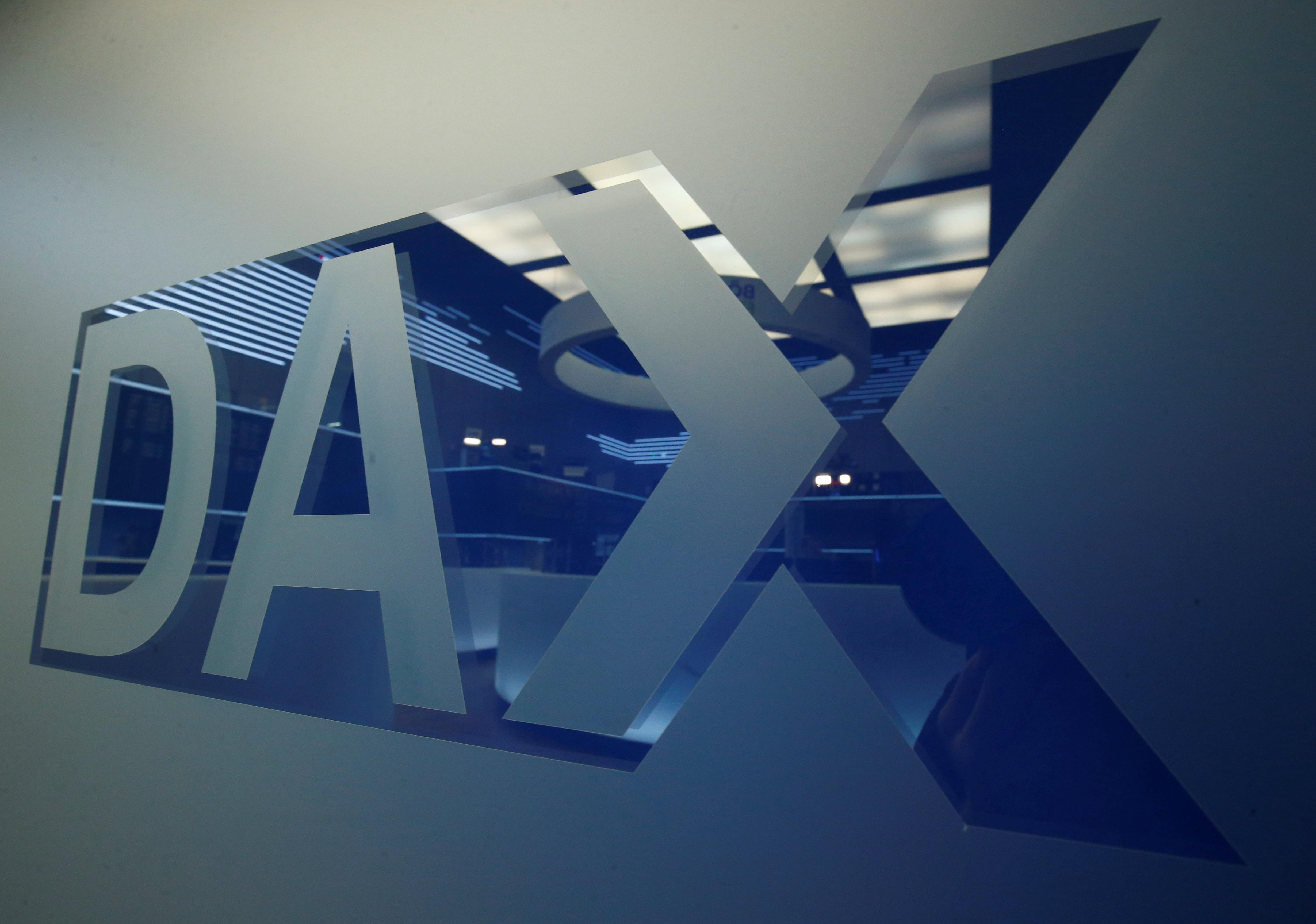 Dax-Rally vorerst beendet - Daimler im Blick