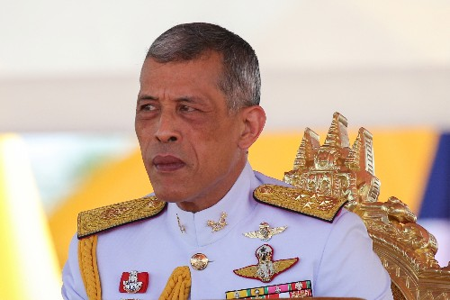 "Thai king makes surprise pre-vote plea for ""security and happiness"""