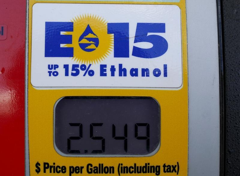 Column: U.S. ethanol output closing gap on prior years but remains lackluster
