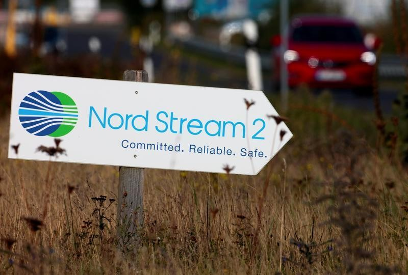 Denmark gives Nord Stream 2 nod to operate pipeline