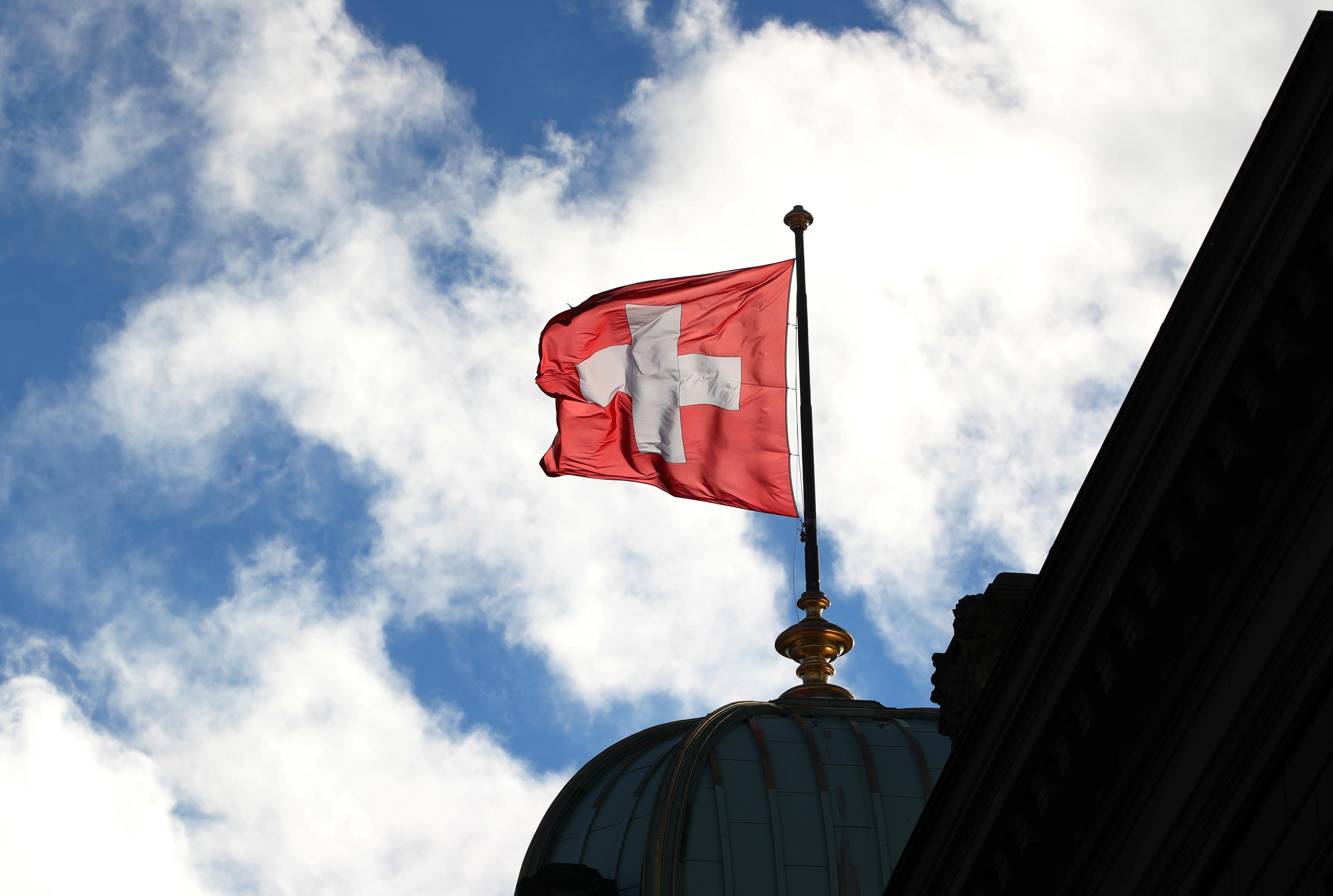 Schweizer Börse tritt vor Fed und SNB auf der Stelle