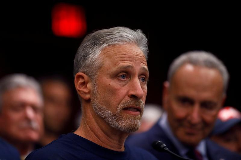 Comedian Jon Stewart to return to TV on Apple's streaming service